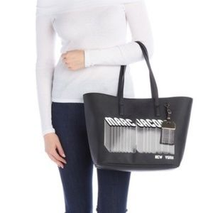 Marc Jacobs |Sidekick Many Layers of Marc Tote Bag